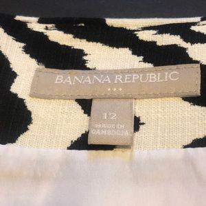 Banana Republic Skirts - Two tone Banana Republic lined pencil skirt.